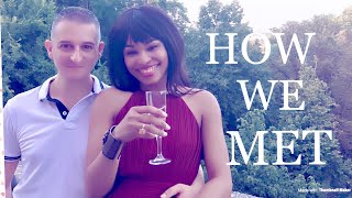 HOW WE MET| INTERRACIAL MARRAIAGE| INTERRACIAL COUPLE|STORY TIME 🇮🇹  🇳🇬