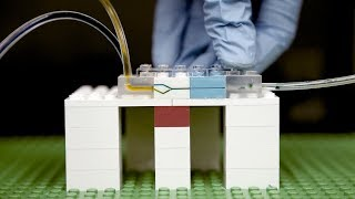 Lab on a LEGO