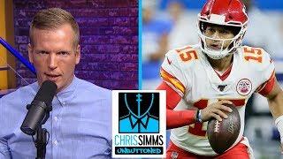 Week 14 Preview: Kansas City Chiefs vs. New England Patriots | Chris Simms Unbuttoned | NBC Sports