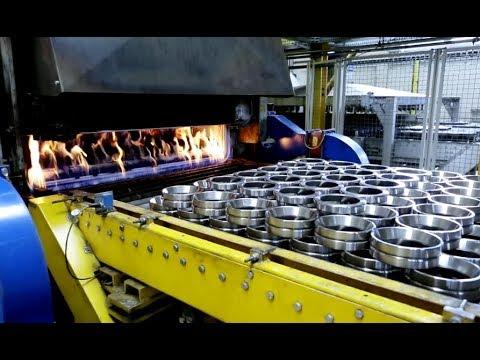 Schaeffler high-end bearing manufacturing plant