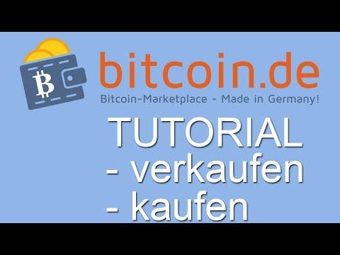 Bitcoin.de Tutorial | Komplette Anleitung | Deutsch