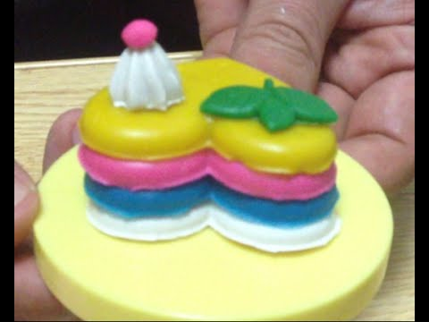 Cake Ice Cream Play Doh : Play doh ice cream cake Frozen .. Toys .. Play Doh New For ...