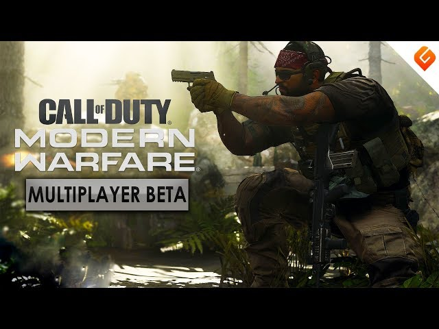 Call of Duty: Modern Warfare Multiplayer BETA | Team Deathmatch Gameplay