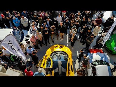 Jay Leno Shuts Down Car Show