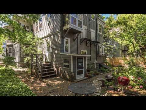 46 Irving St, Unit 2, Cambridge MA - Sandrine Deschaux - Tel 857-204-9872