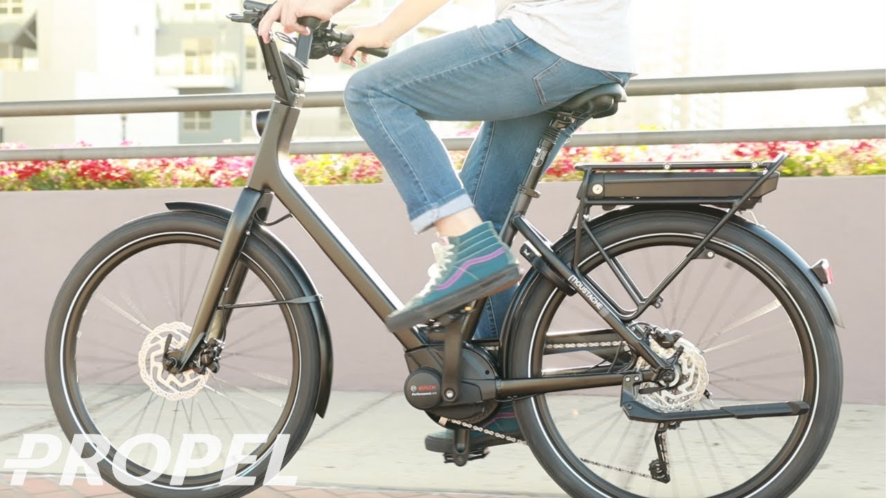 Top Low Step Electric Bikes for 2020
