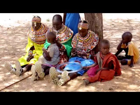 Butterfly Child: a collaboration by schoolchildren in Ireland and Kenya