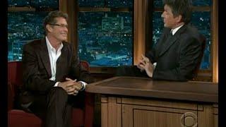 Late Late Show with Craig Ferguson 6/23/2008 David Hasselhoff, Miriam Shor, Amos Lee