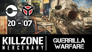 Killzone Mercenary Multiplayer / Botzone - First Time (VC32 Sniper Rifle)