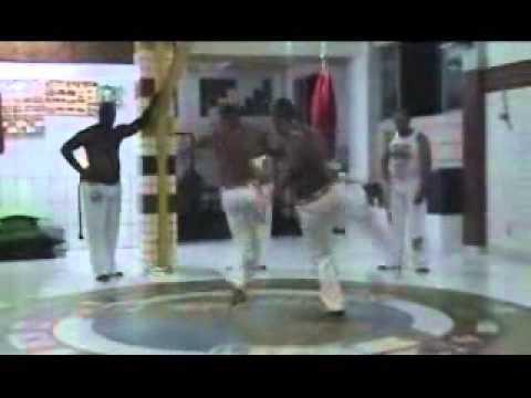 Brasil 2007: Capoeira Topazio in Salvador da Bahia