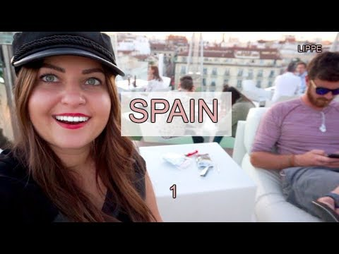 VLOG: Hanging out with Spaniards!! | SPAIN PART 1