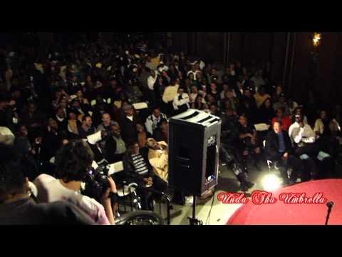 Ruperto Vanderpool Live @ Paradise Theater in Tha Bronx
