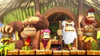 VAMO PEGAR ESSE PRIMEIRO RECORDE   Donkey Kong Country Trilogy