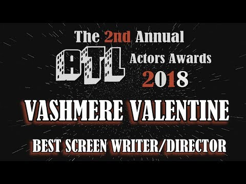 ATL ACTORS AWARDS 2018  Honoree-VASHMERE VALENTINE