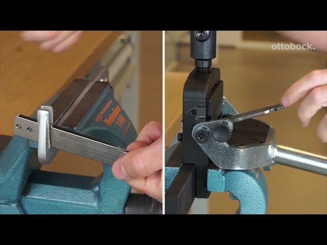 Устройство для гибки шин, арт.711S12. Видео для специалистов
