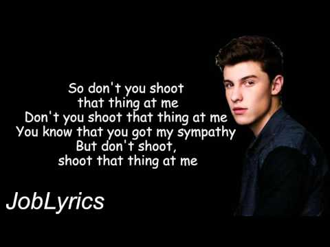 Shawn Mendes - Add It Up (Lyrics)