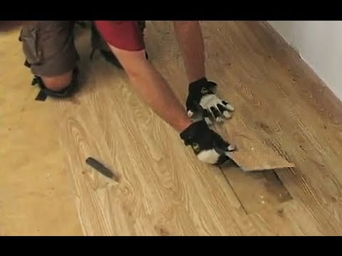 How To Install Loose Lay Vinyl Plank Flooring Special Installation