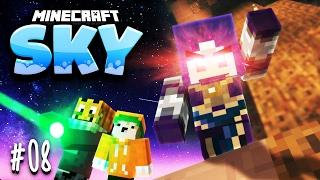 UNDERCOVER MISSION GEHT SCHIEF! ★ Minecraft: SKY - #08   HerrBergmann