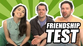 2 Million Subs! Thank You! and ULTIMATE FRIENDSHIP TEST