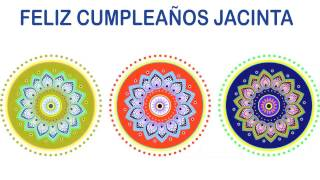 Jacinta   Indian Designs - Happy Birthday