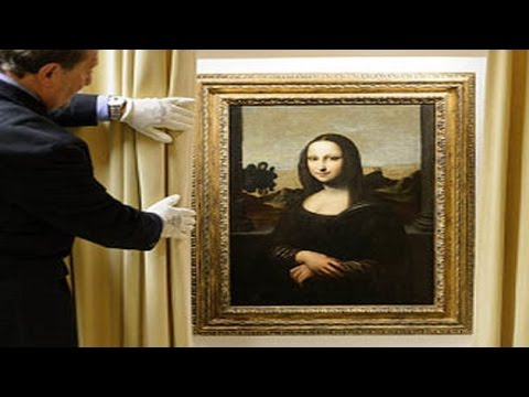 the biggest mystery in the paintings of Da Vinci's Mona Lisa BBC Documentary 2016