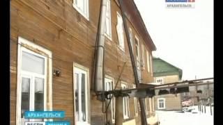 В Архангельске разгорается скандал вокруг дома, который только что отремонтировали
