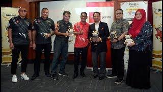 MPB receives Sukma coverage sponsorship from Perak gov't