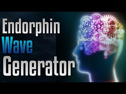 🎧 Endorphin Wave Generator - Beautiful Ambience and Blissful Alpha Waves with Simply Hypnotic