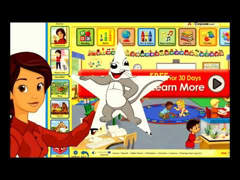 ABCmouse.com Early Learning Academy ABCmouse