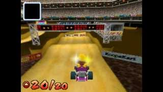 Mario Kart DS: Level 7 Missions