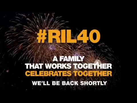 Nita Ambani Speech on the Future of Reliance [Official Video] #RIL40