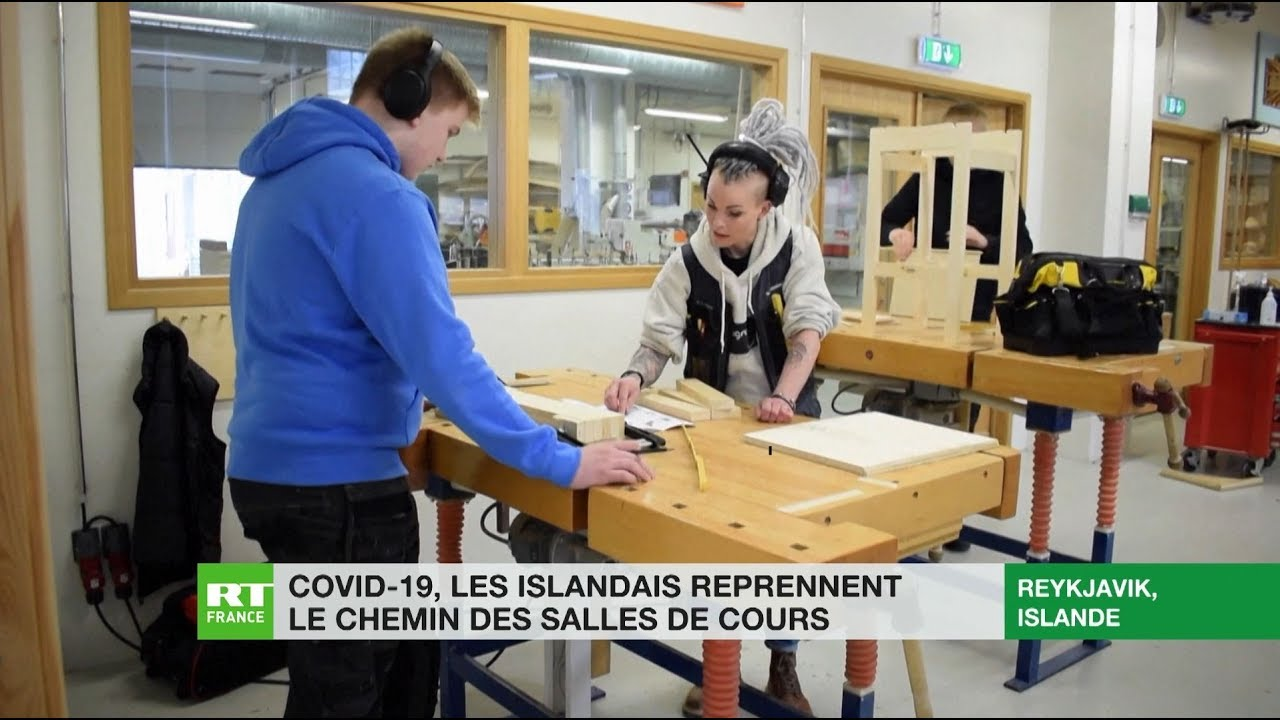 L'Islande, figure d'exception en Europe face au Covid-19 ?