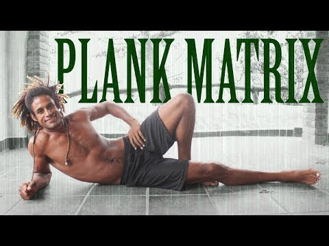 MATRIX PLANK CHALLENGE: Help A C-Curve Scoliosis With This Exercise    Ed Paget