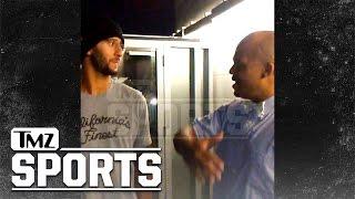 Colin Kaepernick Cornered Over Cam Newton...'We Ain't the Same Person' | TMZ Sports