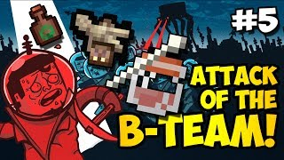 Minecraft: WITCHERY MOD - Attack of the B-Team Ep. 5 (HD)