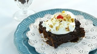 Hot Fudge Sundae Dump Cake Dessert - Easy Chocolate Cake Recipe | Radacutlery.com