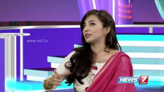 Interview with actress Parvathy Nair | News 7 Tamil