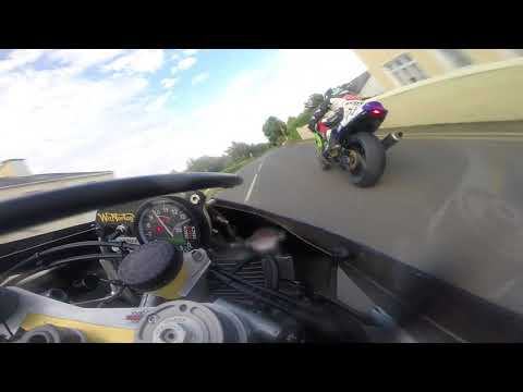 WizNorton Racing - Classic TT 2017 Josh Brookes 119.9mph Practice Lap