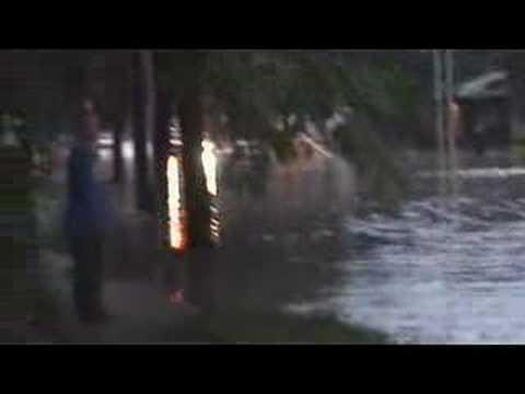 Flooding Fond du Lac, WI 06/12/2008