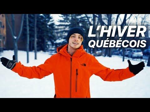 L'Hiver Québécois En 30 Étapes