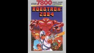 Robotron 2084 (Atari 7800) Quick Review