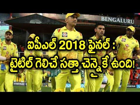 IPL 2018 : Like Indias World Cup Winners,Chennai Super Kings in Their Own League  Oneindia Telugu