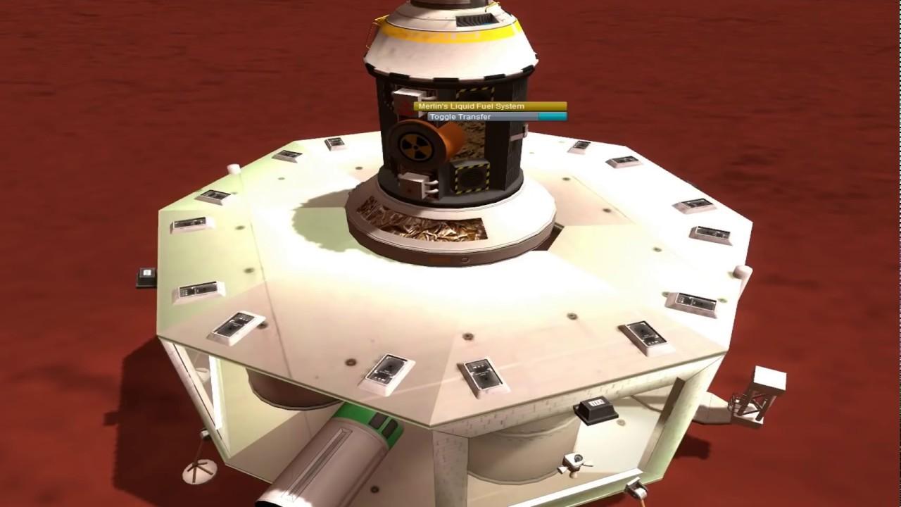 kerbal space program duna base - photo #16