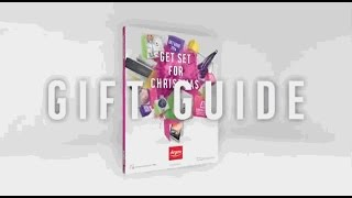 TV Advert - Argos Gift Guide - Get Set For Toy, Tech & Free Vouchers - Go Argos