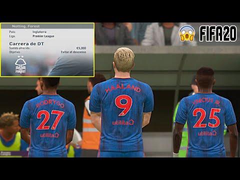 JÓVENES PROMESAS En UN SOLO EQUIPO En El MODO CARRERA *FIFA20*