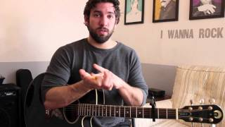 Zedd - Find You (Guitar Chords & Lesson) by Shawn Parrotte