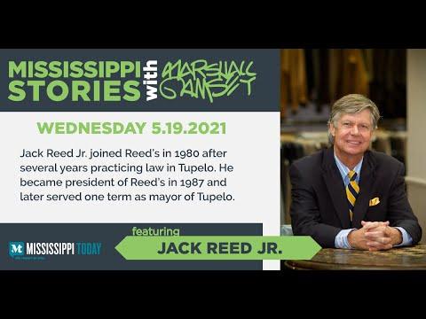 Mississippi Stories: Jack Reed, Jr.