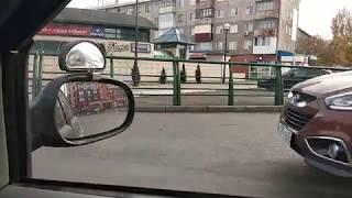 Развороты и кольца на А. Петрова. Проезд перекрёстков с круговым движением Барнаул. Вождение БЦВВМ