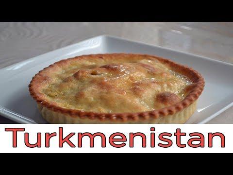 Фитчи. Национальное туркменское мясное блюдо