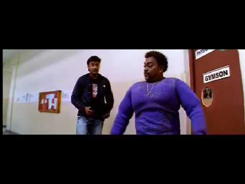 Kannada Comedy Scene By Sadu Kokila & Darshan   Shourya – ಶೌರ್ಯ